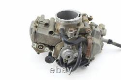 00-09 Drz400 Drz 400 Carb Carburetor Fuel Bowl Rack Carburator Flat Slide Read