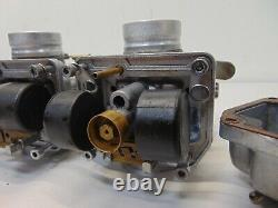02534 Yamaha Banshee 350 29mm Mikuni Flat Slide Carburetors 99 1999 CF