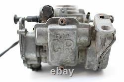 04-09 Yfz450 Carbs Carb Body Carburetor Fuel Bowl Rack Flat Slide Cr 39mm