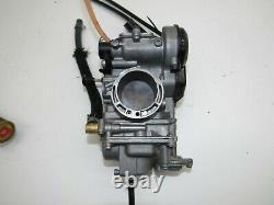 05 06 07 Suzuki Rmz 450 Carburetor Keihin 41mm Fcr Flat Slide Carb Complete 2007