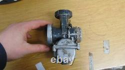 1982 Yamaha Yz250 Yz250j Flat Slide Carburettor Carb Keihin 39mm MX Evo