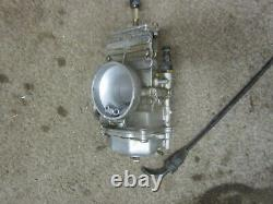 1986 / 1989 Yamaha Yz125 Mikuni Flatslide 34mm Carb Carburettor MX Evo
