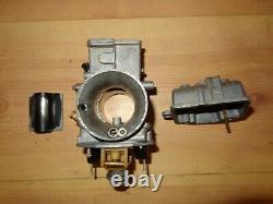1989 1990 1991 Suzuki RM125 RM 125 Mikuni Carburetor Carb Flat Slide 13200-27C30