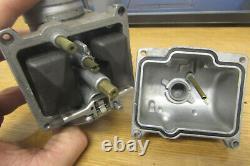 1989 Honda Cr125 Carb Carburettor Flatslide 34mm Keihin Incomplete MX Evo