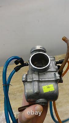 1996 suzuki rm250 race S748 keihin flat slide carb carburetor