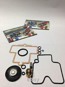 2001 KTM 400 / 520 Flatslide Carburetor Rebuild Kit /Repair Set / SX EXC FCR39