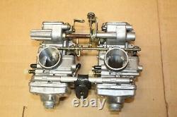 2001 Ski Doo MXZ 800 Flatslide Carbs Carburetors