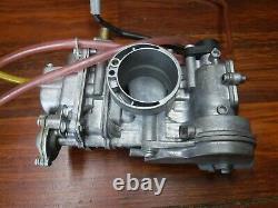 2006 06 Suzuki Rmz 450 Keihin Fcr Flat Slide Carburetor