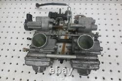 2009 SKI-DOO SUMMIT 800 XP Carburetors / Carbs 40mm Mikuni flat slide