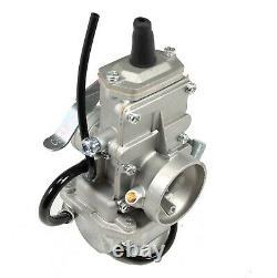 28mm Flat Slides Tm28 Carburetor For Mikuni Vm28-418 42-6090 13-5047 Tm28fs