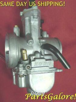 32mm PWK Performance Racing Smooth Bore Flat Slide Power Jet Carburetor