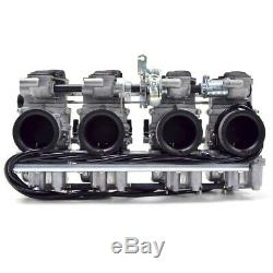 36mm MIKUNI RS High Performance Flat Slide Carburetor Carb Smoothbore rs36-d3-k