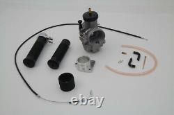 38mm Flatslide Carburetor Kit fits Harley-Davidson