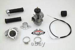 38mm OKO Flatslide Carburetor Kit for Harley Davidson by V-Twin