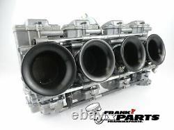 4 Velocity stack black Keihin FCR flatslide racing carburetor 35 37 39 41 stacks