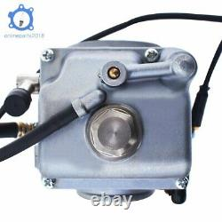 45mm TM45-2K Smoothbore Carburetor for HSR45 Carb EVO Twin Cam Electra Glide