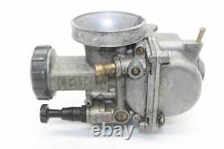 85 Honda Cr125r Carb Body Carburetor Fuel Bowl Rack 34mm Keihin Flat Slide