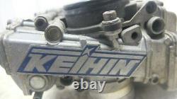 93 Suzuki GSXR750 GSX GSXR 750 Keihin Flat Slides Carburetor Carb fcr39 fcr 39