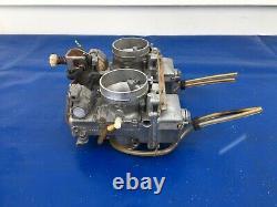 94 95 96 Yamaha Vmax 600 Carburetors Carbs Carb Rack Mikuni Flat Slides 8CA