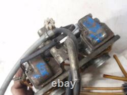 94-'96 Yamaha Vmax 600 Twin 38mm Mikuni Flatslide Carburetors Rack Carbs Phazer