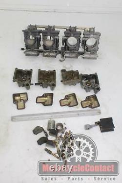 97-05 Bandit 1200 Gsf1200 Carbs Carb Bodies Carburetor Flat Slide 40 MM
