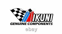 Adapters + jets + jet needle kit Mikuni TM 36 flatslide carburetor Honda XR 400