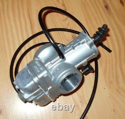 Atc, Trx 250r, Tecate 250, Tri-z 250, Tiger Mikuni Tmx 38 Flat Slide Carburetor