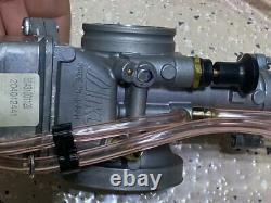 Brand New OEM Mukuni TMX 38mm Flat Slide Carburetor