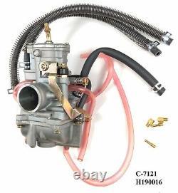 Carb replace 30mm Mikuni TM30 TM 30 ATV Motorcycle Yamaha DT200S Flat Slide E-1