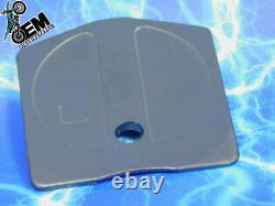 Carb vacuum release plate Keihin FCR carburetor throttle valve flat slide L OEM
