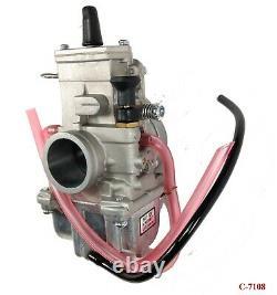 Carburetor Fits Mikuni TM32 TM 32mm 32mm Flat-Slide Smoothbore Carb ATV Quad E-3