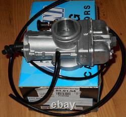Cr250, Kx250, Rm250, Kx250, Yz490, Cr500, Kx500 Mikuni Tmx 38 Flat Slide Carburetor