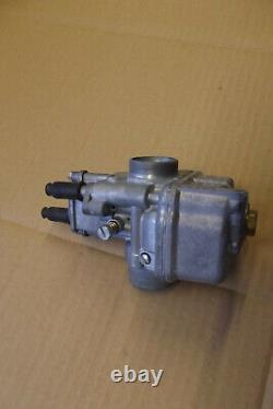 Dellorto Vhbz26 Carburettor Flat Slide 26mm Diam Nos V35 Moto Guzzi 8