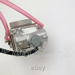For MIKUNI TM 34mm Carburetor Flat Slide For Honda Kawasaki Motorcycle Carb
