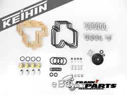 Genuine Keihin FCR flatslide racing carburetor rebuild repair kit #3 35 37 39 41