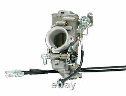 Genuine Keihin Fuel Carb FCR Flatslide CR Racing 41mm 1994-00 fits KTM 620 640