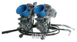 Genuine Keihin Fuel Carb FCR Flatslide FCR39 fits Suzuki 1999-02 SV650 SV650S