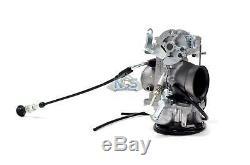 Genuine Mikuni 40mm Accelerator Pump Pumper Flat Slide Carburetor Carb TM40-6