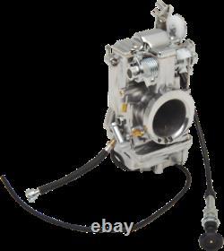 Genuine Mikuni HSR42 TM42 42mm Flat Slide Pumper Polished Carburetor