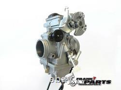 Genuine Mikuni TM36 flatslide racing pumper carburetor / TM 36-31 upgrade kit