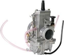 Genuine Real Mikuni 34mm Flat Slide High Performance Carburetor Carb TM34-2