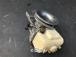 Harley Davidson Knucklehead Panhead Shovelhead Lectron Carburetor 38 Flatslide