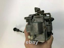 Harley Mikuni oem flat slide 42mm carb carburetor genuine