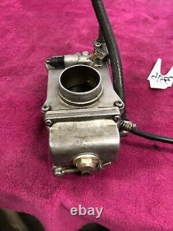 Harley Sportster Evo Mikuni 42 Flatslide Tm42 Hsr Part Core Carb Carburetor Fxr