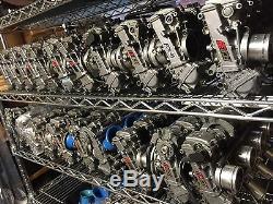 KAWASAKI ZRX / KEIHIN FCR 41 Flat slide Racing Carburetor Flachschieber vergaser