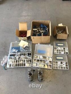 KEIHIN FCR 39 FLAT SLIDE CARBURETORS Parts Lot