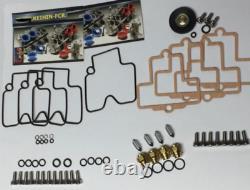 KTM 950 Adventure Keihin FCR 39 41 Flat Slide Carburetor / Complete Rebuild kit