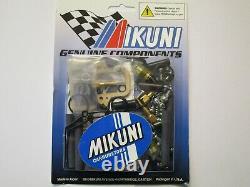 Kawasaki Genuine Mikuni RS Flatslide Carburettor Rebuild Kit. 34.36.38.40mm