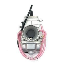 Kawasaki H2 750 72-75 Mikuni TM34 34mm Flat Slide Carburetor Kit