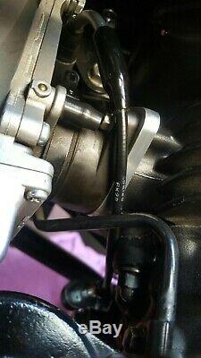 Kawasaki KLR650 Mikuni Carb, TM42-6 42mm Flatslide Pumper Kit, Cable Choke
